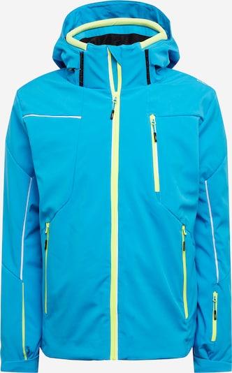 CMP Outdoorová bunda - tyrkysová / světle zelená, Produkt