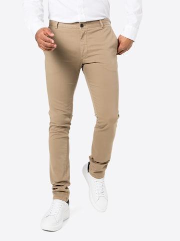Pantaloni 'TRANSIT 4.' di Tiger of Sweden in beige