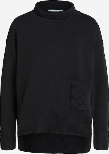 OUI Pullover in schwarz, Produktansicht