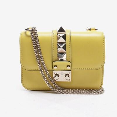 VALENTINO Abendtasche in S in gelb, Produktansicht
