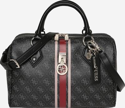 GUESS Tasche 'JENSEN' in dunkelgrau / graumeliert, Produktansicht