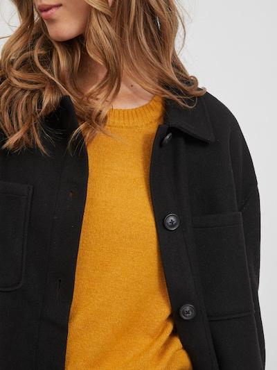 VILA Jacke 'VIKIMMI' in schwarz, Produktansicht