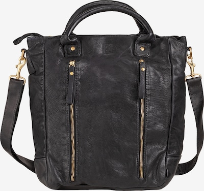 DuDu Handtasche in schwarz, Produktansicht
