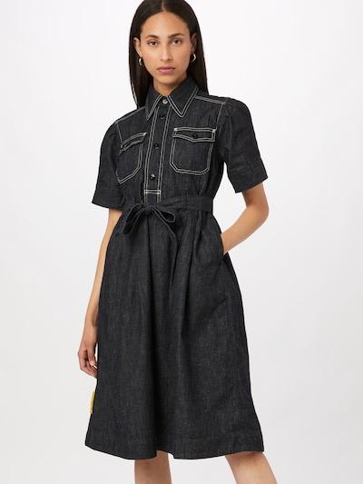 G-Star RAW Sukienka koszulowa w kolorze ciemny niebieskim, Podgląd na modelu(-ce)