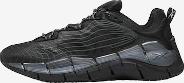 Reebok Sport Athletic Shoes 'Zig Kinetica II' in Black