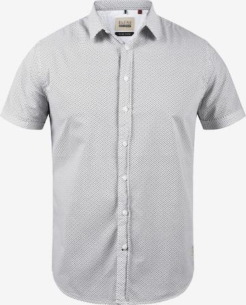 BLEND Hemd in Weiß