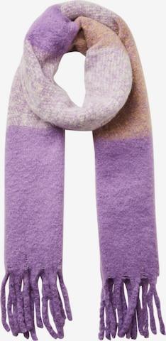 VERO MODA Scarf 'Ava' in Purple