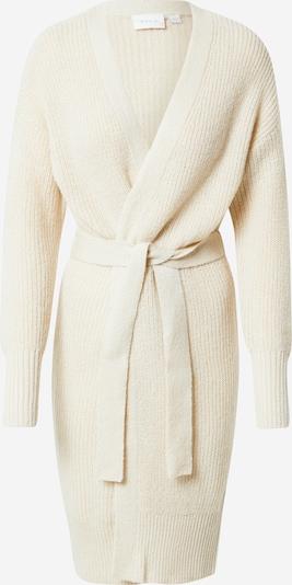 VILA Gebreid vest 'Ytal' in de kleur Crème, Productweergave