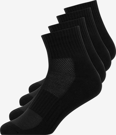 SNOCKS Socks in Black, Item view