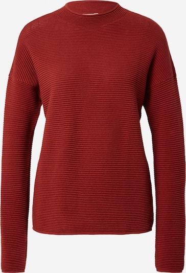 Pulover TOM TAILOR pe roșu cireș, Vizualizare produs