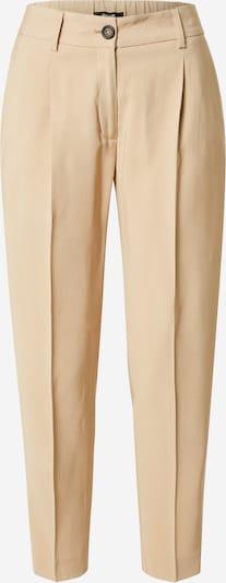 OPUS Plisované nohavice 'Maro ST' - svetlobéžová, Produkt