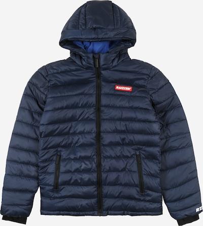 Raizzed Prehodna jakna 'Taipai' | temno modra / rdeča / bela barva, Prikaz izdelka