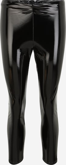 Dorothy Perkins Petite Leggings 'VINYL' in schwarz, Produktansicht