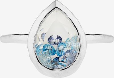 Astra Ring 'ASTRA  SHANGHAI' in de kleur Zilver, Productweergave