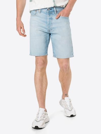 LEVI'S Τζιν '501®' σε μπλε ντένιμ, Άποψη μοντέλου