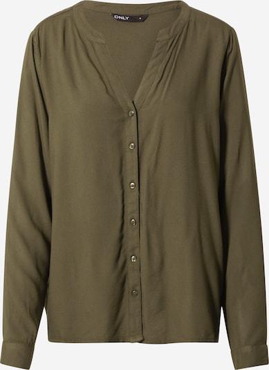 ONLY Bluse 'Happi' in khaki, Produktansicht