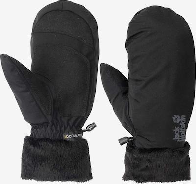JACK WOLFSKIN Sporthandschoenen in de kleur Zwart, Productweergave