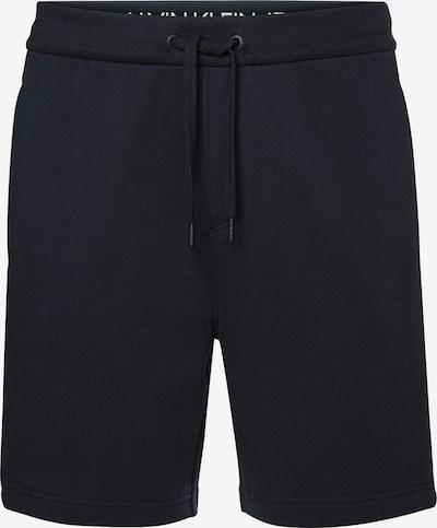 Calvin Klein Jeans Sweathose in schwarz / weiß, Produktansicht