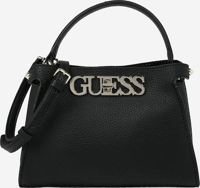 GUESS Käsilaukku 'UPTOWN' värissä musta, Tuotenäkymä