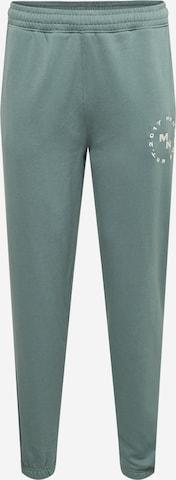 Pantalon Mennace en bleu
