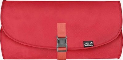 JACK WOLFSKIN Kulturtasche in rot, Produktansicht
