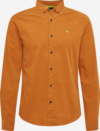 SCOTCH & SODA Overhemd in de kleur Cognac, Productweergave