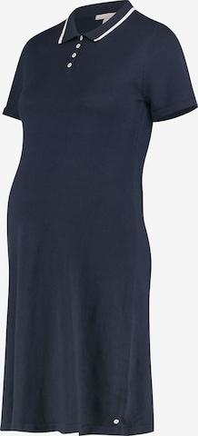 Esprit Maternity Dress in Blue