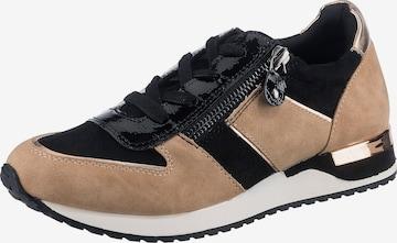 JANE KLAIN Sneakers in Brown