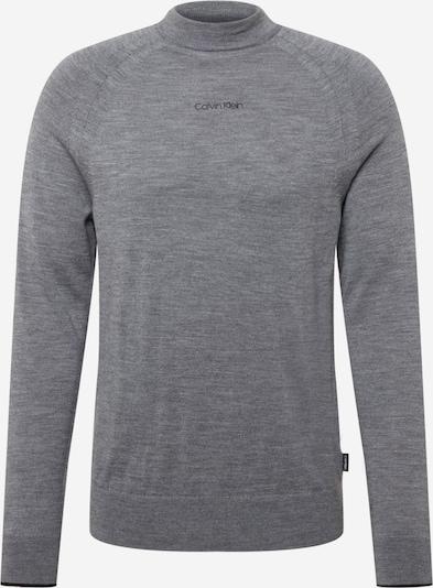 Pulover 'SUPERIOR' Calvin Klein pe gri amestecat / negru, Vizualizare produs