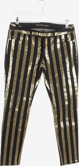 Michael Kors Jeans in 27-28 in gold / schwarz, Produktansicht