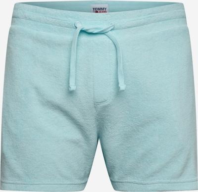 Pantaloni 'TOWELING' Tommy Jeans pe albastru deschis, Vizualizare produs