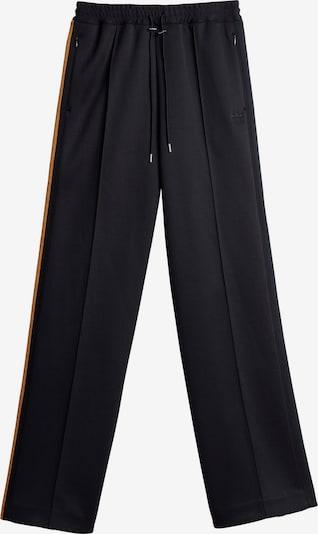Pantaloni ADIDAS ORIGINALS pe portocaliu închis / negru, Vizualizare produs