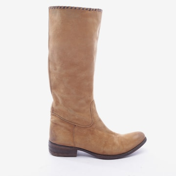 MOMA Stiefel in 36,5 in Braun