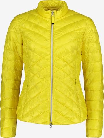 Betty Barclay Between-Season Jacket in Yellow