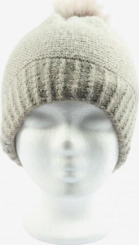 HALLHUBER Hat & Cap in XS-XL in Beige
