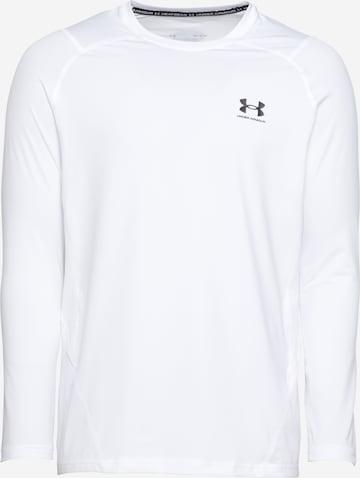 UNDER ARMOUR Sportshirt in Weiß
