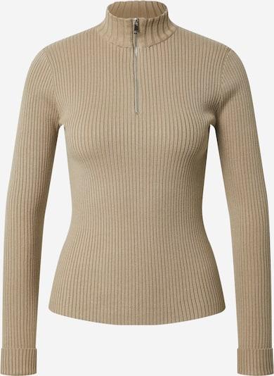 EDITED Pullover 'Alison' in khaki, Produktansicht