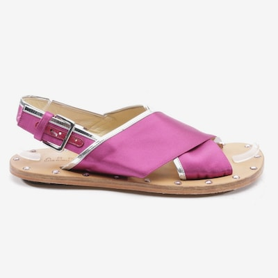 Marni Sandals & High-Heeled Sandals in 40 in Pink, Item view