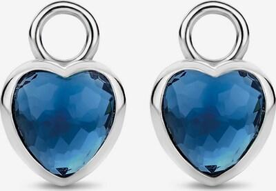 Ti Sento Milano Ohr Charms in blau / silber, Produktansicht