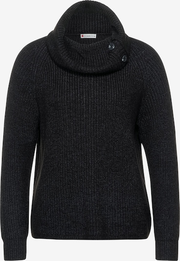 STREET ONE Sweater in Anthracite, Item view