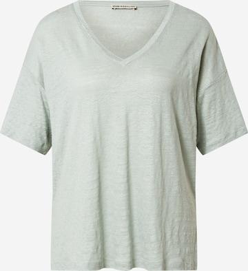 zaļš DRYKORN T-Krekls 'SVENNIE'