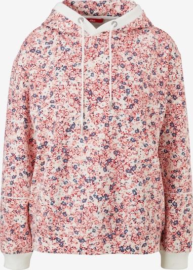 s.Oliver Sweatshirt in mischfarben / hellpink, Produktansicht