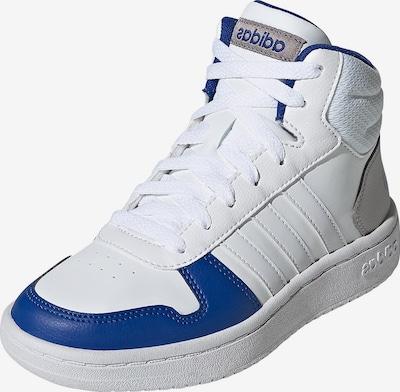 ADIDAS Sneaker 'Hoops mid 2.0' in blau / grau / weiß, Produktansicht