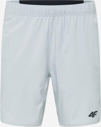 4F Pantalón deportivo en gris claro / negro, Vista del producto
