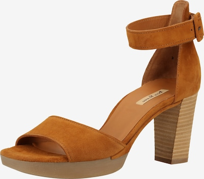 Paul Green Sandale in braun, Produktansicht