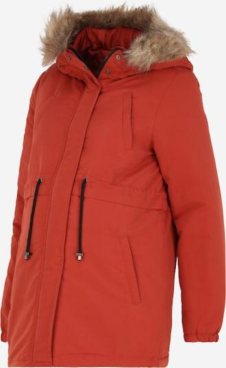 Parka de iarnă 'JESSA' MAMALICIOUS pe roșu orange, Vizualizare produs