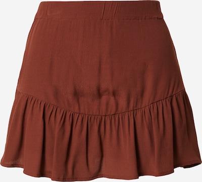 ABOUT YOU Nederdel 'Noelle' i rustbrun / rustrød, Produktvisning