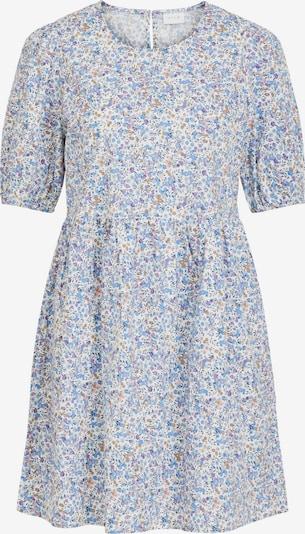 VILA Kleid 'Estie' in blau / pink / weiß, Produktansicht