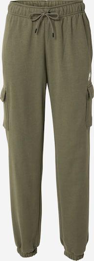 Nike Sportswear Kargo hlače   oliva / bela barva, Prikaz izdelka