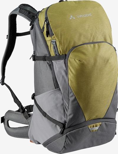 VAUDE Rucksack in anthrazit / basaltgrau / hellgrün, Produktansicht